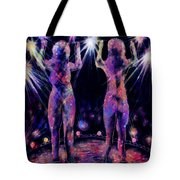 Body Scan Tote Bag