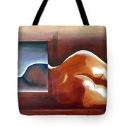 Bodyscape 1 Tote Bag