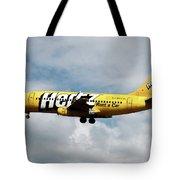 Boeing 737-204 Ryanair Tote Bag