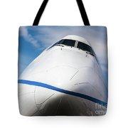 Boeing 747 Jumbo 1 Tote Bag