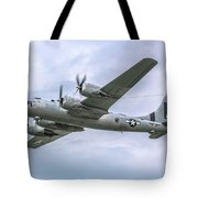 Boeing B-29 Superfortress Fifi In Flight Tote Bag