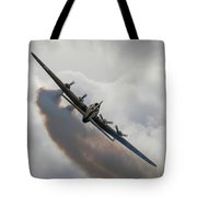 Boeing B17 Sally B Tote Bag