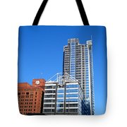 Boeing Chicago Tote Bag