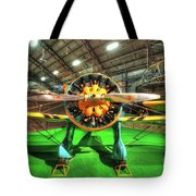 Boeing P-26a Tote Bag