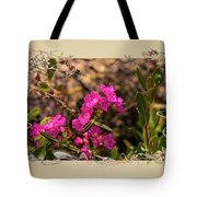 Bog Laurel Flowers Tote Bag