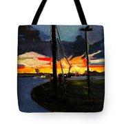 Bogardus Corner Tote Bag