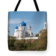 Bogolyubov Monastery Tote Bag