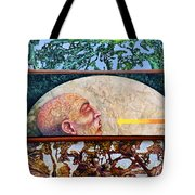 Bogomil Rising Tote Bag by Otto Rapp