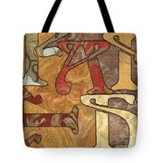 Bohemian Faith Tote Bag