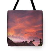 Bohol Sunset  Tote Bag