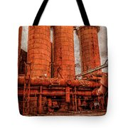 boilers at Sloss Tote Bag