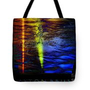 Boiling Colors Tote Bag