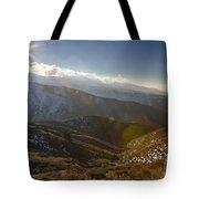 Boise Ridge Tote Bag