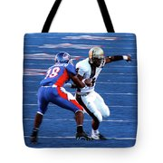 Boise State Great Gerald Alexander Tote Bag