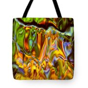Boisterous Bellows Of Colors Tote Bag