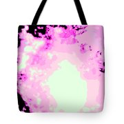 Spark Of Heart Light Tote Bag