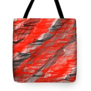 Bold And Dramatic Tote Bag