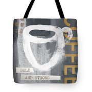 Bold And Strong- Art By Linda Woods Tote Bag