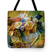Bold Bouquet Tote Bag