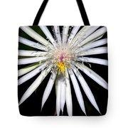 Bold Cactus Flower Tote Bag
