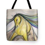 Bold Dancer Tote Bag