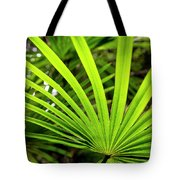 Bold Fronds 0 Tote Bag