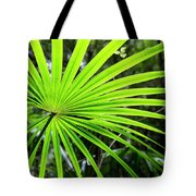 Bold Fronds 3 Tote Bag