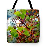 Bold Independence  Tote Bag