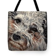 Bolognese Breed Tote Bag