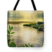 Bolsa Chica Bird Sanctuary Tote Bag