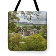 Bolton Abbey In Spring Tote Bag