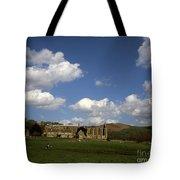 Bolton Abbey Wharfedale Near Skipton North Yorkshire England Tote Bag