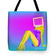 Bolts And Bathing Suits Tote Bag