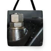 Bolts And Nuts In Industry Tote Bag