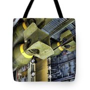Bomb Carriage Wwii  Tote Bag