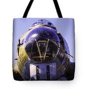 Bombardier's Seat Tote Bag