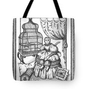 Bombay Monkey II Tote Bag