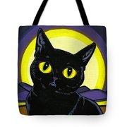 Bombay Moon Tote Bag by Leanne Wilkes