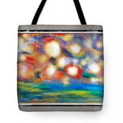 Bombs Early Light Tote Bag