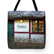 Bomhuset Tote Bag
