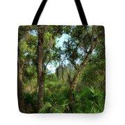 Bon Secour Trail Tote Bag