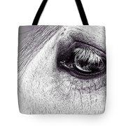 Bonbon's Eye Tote Bag
