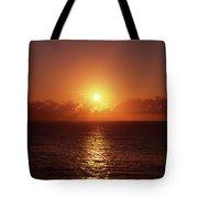 Bondi Beach Sunrise Tote Bag