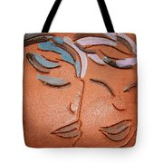 Bonds - Tile Tote Bag
