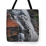 Bone Creek Falls Tote Bag