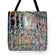 Bonfim Wish Ribbons Tote Bag