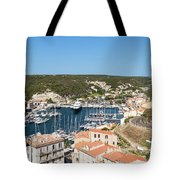 Bonifacio Harbor Tote Bag