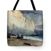 Bonington, Cliff, 1828 Tote Bag