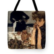 Bonnard: Breakfast, C1899 Tote Bag