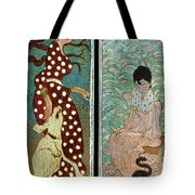 Bonnard: Women, 1891 Tote Bag